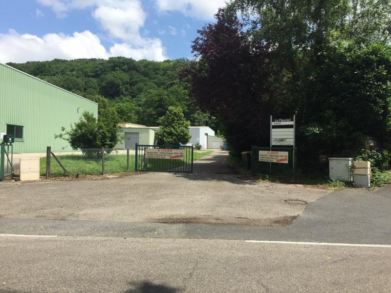 Location Local d'activités / Entrepôt Fleurieu-sur-Saône 0