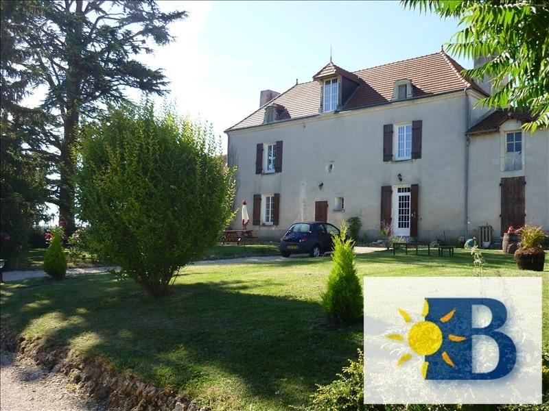 Vente maison / villa St gervais les trois cloch 220480€ - Photo 1