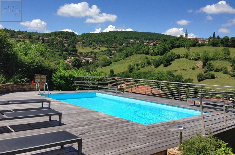 Deluxe sale house / villa Poleymieux au mont d'or 950000€ - Picture 3