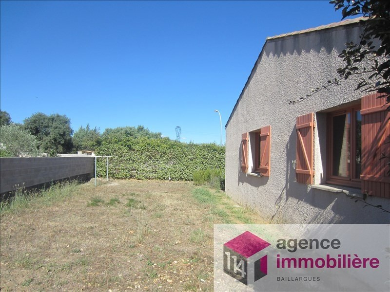 Investment property house / villa Baillargues 260 000€ - Picture 3