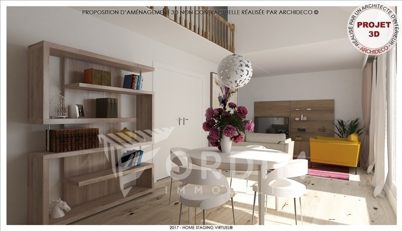 Sale apartment Auxerre 159000€ - Picture 1