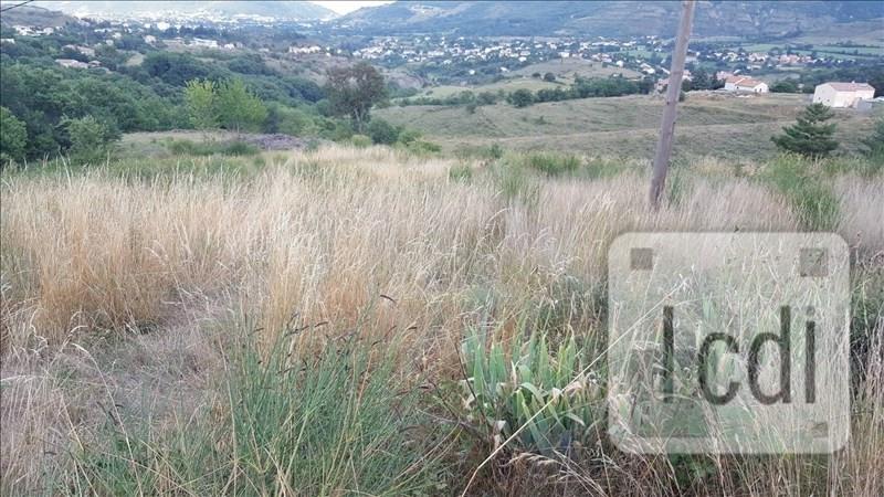 Vente terrain Veyras 80000€ - Photo 1