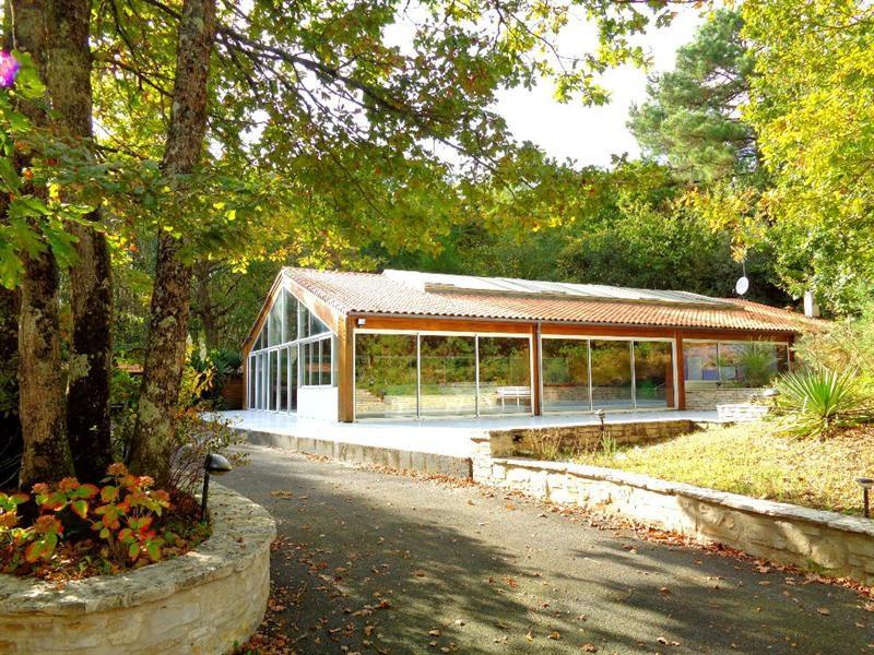 Sale house / villa Saint palais sur mer 548625€ - Picture 17