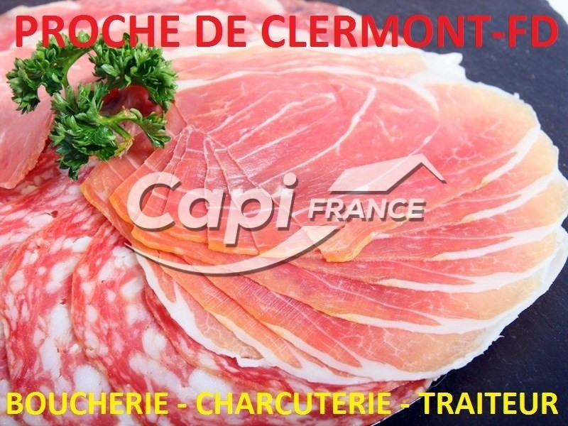 Fonds de commerce Alimentation Clermont-Ferrand 0
