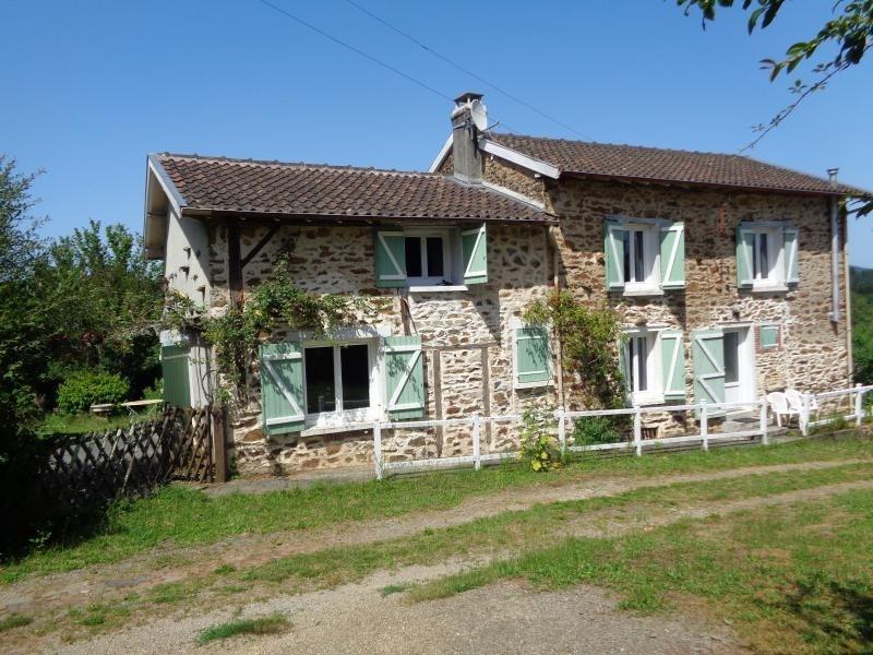 Sale house / villa St leonard de noblat 125000€ - Picture 1