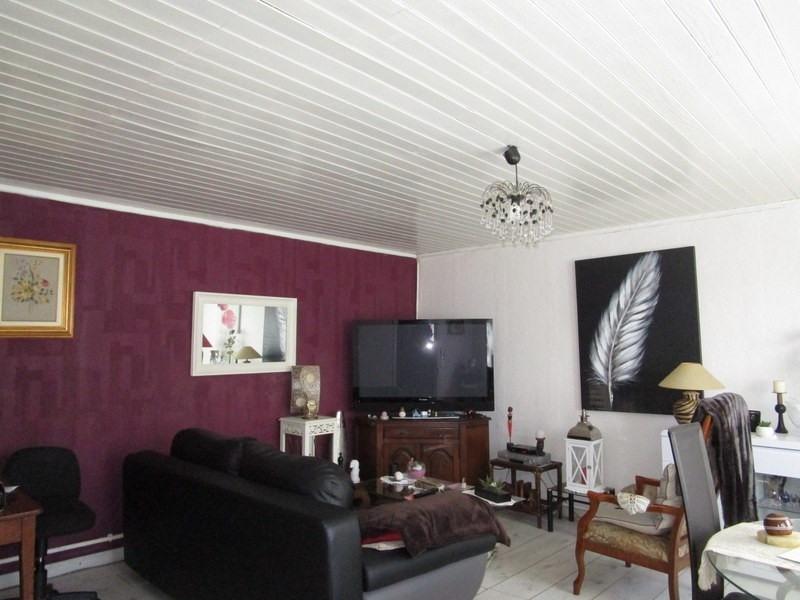 Sale house / villa St laurent des hommes 108000€ - Picture 2