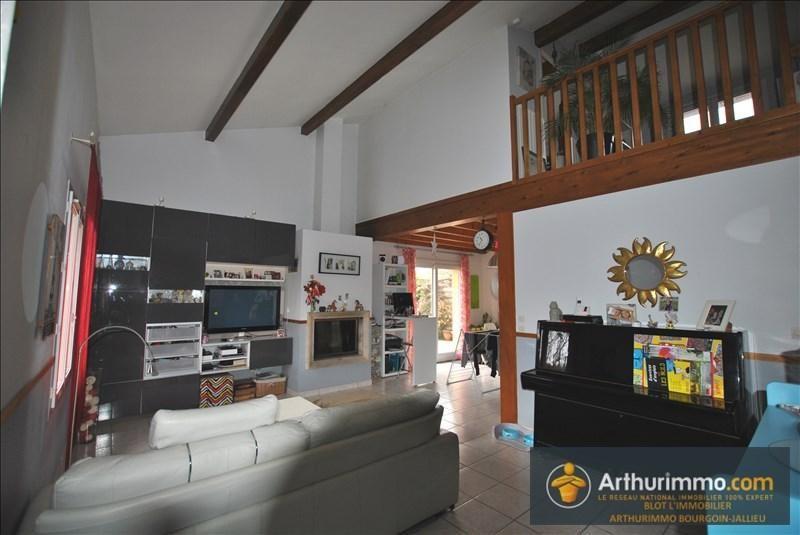Vente maison / villa L'isle d'abeau 329000€ - Photo 3