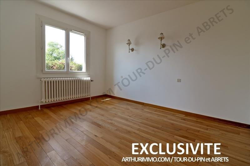 Vente maison / villa La tour du pin 275000€ - Photo 6