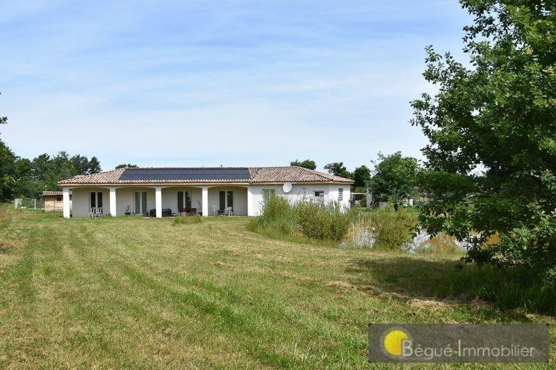 Sale house / villa Bouloc 298000€ - Picture 1