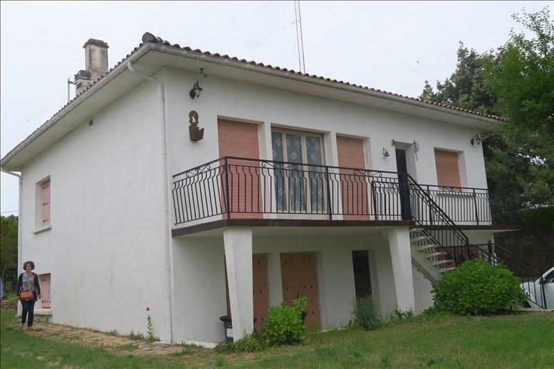 Sale house / villa Meschers sur gironde 243000€ - Picture 1