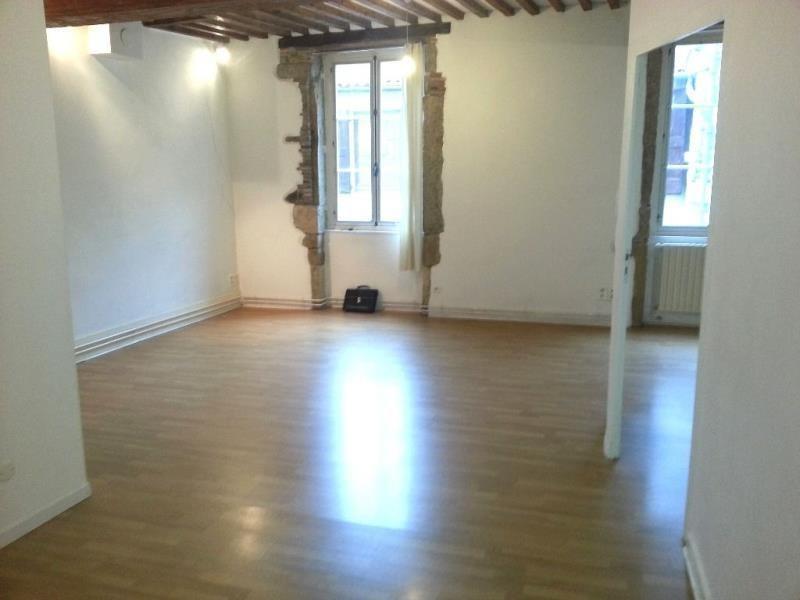 Rental apartment Vienne 545€ CC - Picture 1