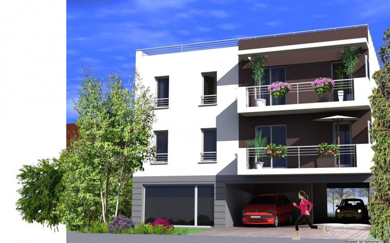Sale apartment Sainte-geneviève-des-bois 274000€ - Picture 2