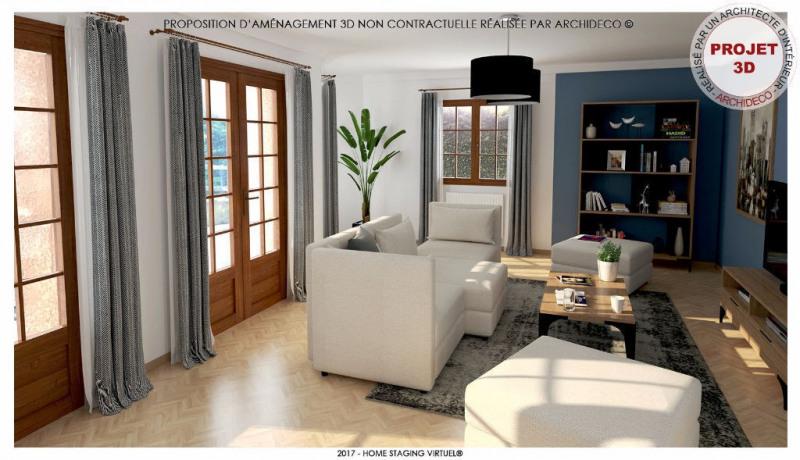 Sale house / villa Pibrac 440000€ - Picture 2