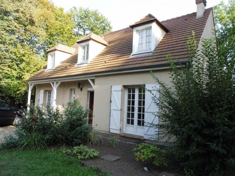 Sale house / villa Lamorlaye 475000€ - Picture 1