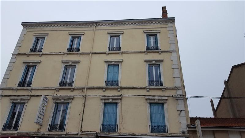Investment property apartment Le coteau 90000€ - Picture 1