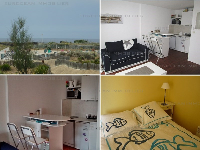 Vacation rental apartment Lacanau-ocean 268€ - Picture 1