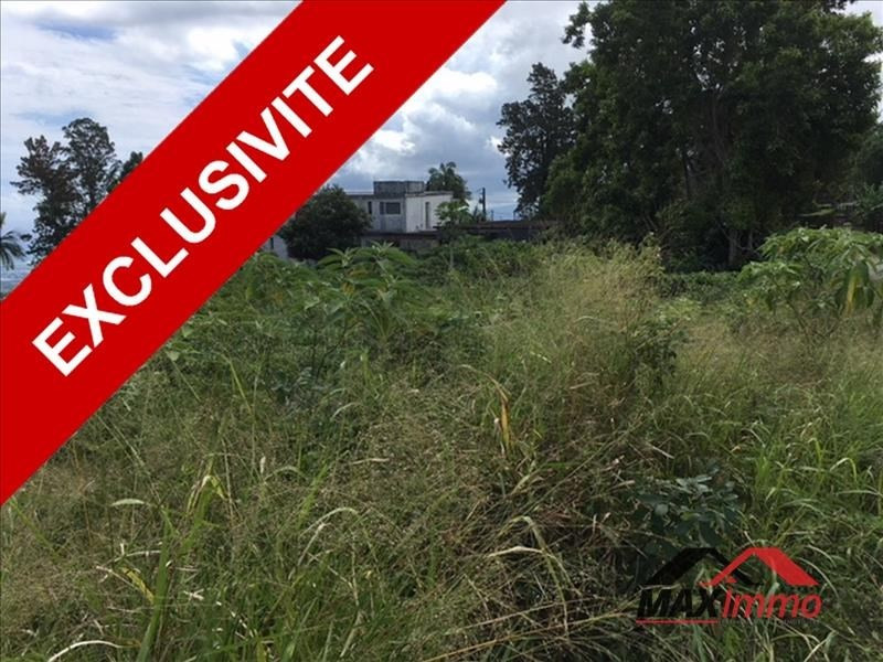 Vente terrain St pierre 742 000€ - Photo 1