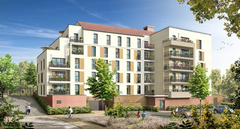 Villa chambrin programme immobilier neuf melun for Immobilier neuf idf