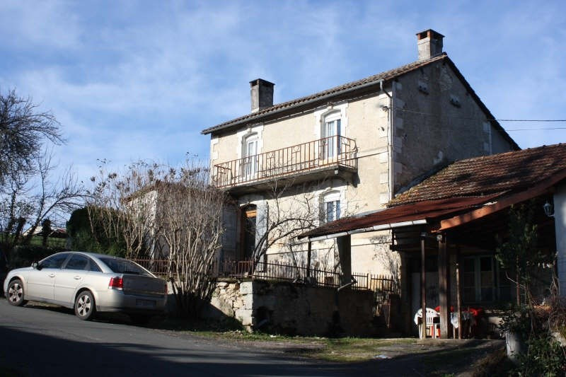 Sale house / villa St pardoux la riviere 138900€ - Picture 1