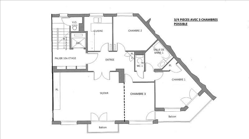 Vente appartement Vanves 645000€ - Photo 10