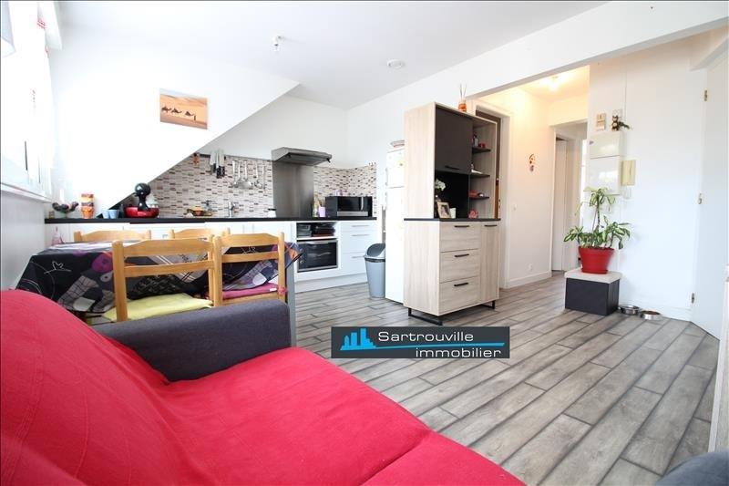 Revenda apartamento Sartrouville 193000€ - Fotografia 1