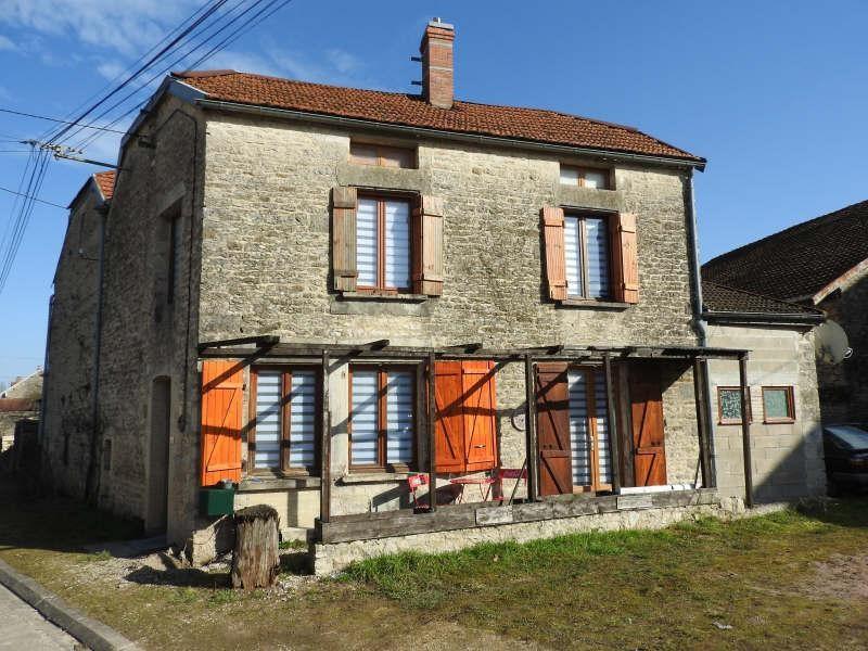 Vente maison / villa Secteur montigny s/aube 23000€ - Photo 10
