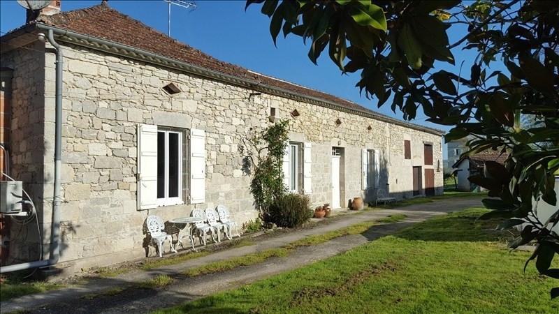 Vente maison / villa Puymirol 186900€ - Photo 1
