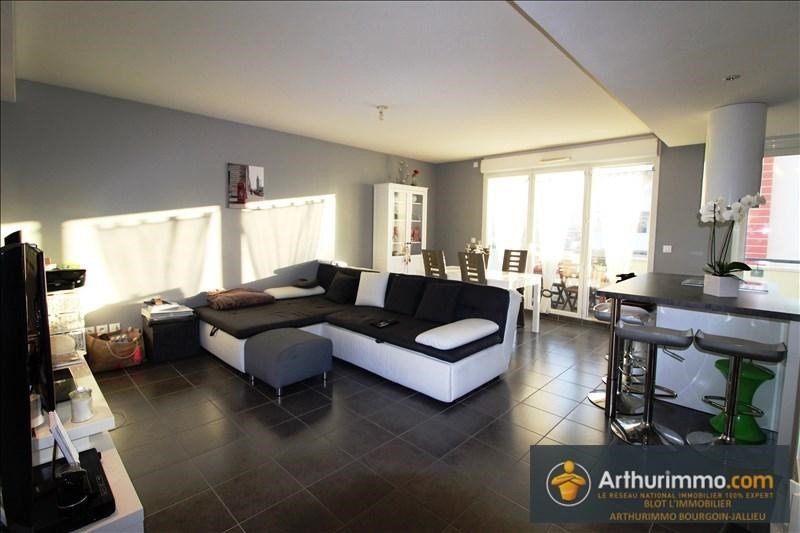 Sale apartment Bourgoin jallieu 165000€ - Picture 2