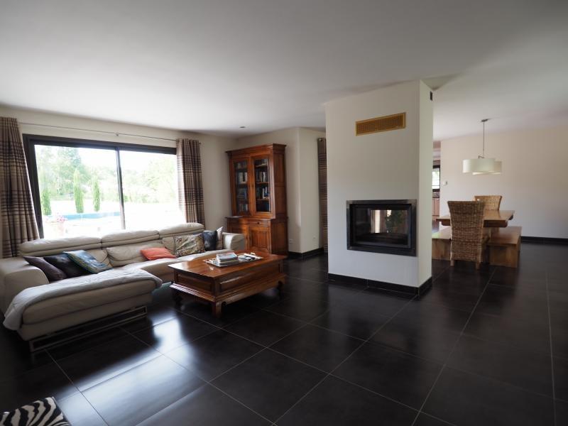 Vente maison / villa Lussan 442000€ - Photo 3