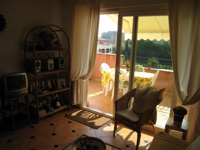 Vacation rental apartment Cavalaire 550€ - Picture 3