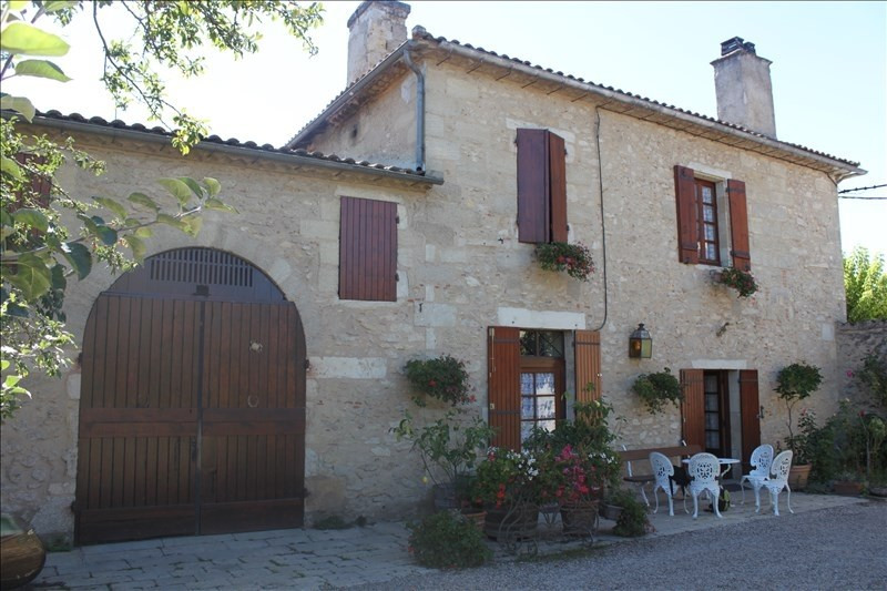 Vente maison / villa Langon 358400€ - Photo 1