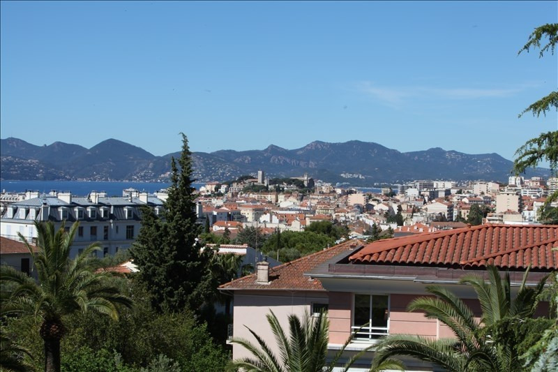 Vente de prestige appartement Cannes 795 000€ - Photo 5