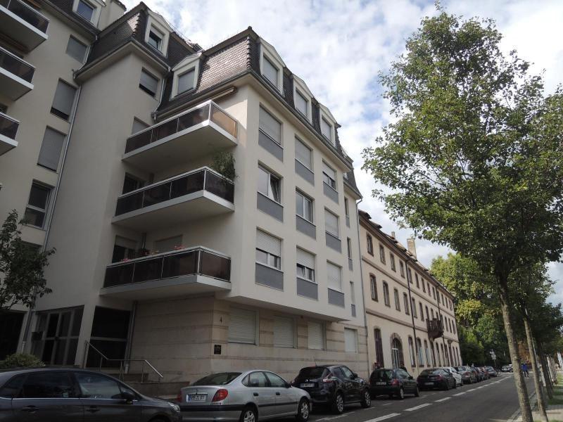 Vermietung wohnung Strasbourg 600€ CC - Fotografie 1