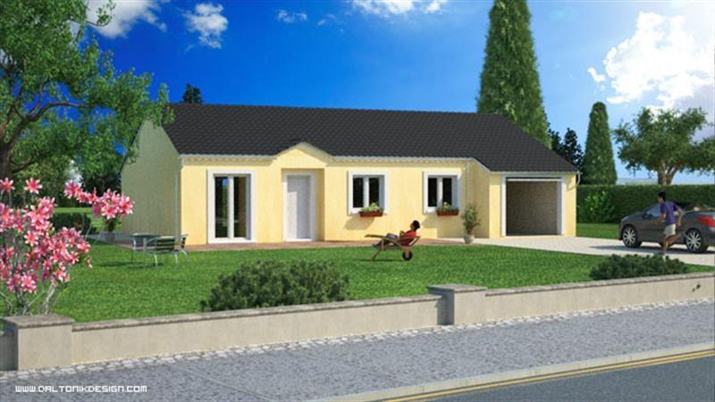 Maison  5 pièces + Terrain 650 m² Saint-Nabord par MAISONS D'EN FRANCE CHAMPAGNE & LORRAINE SUD