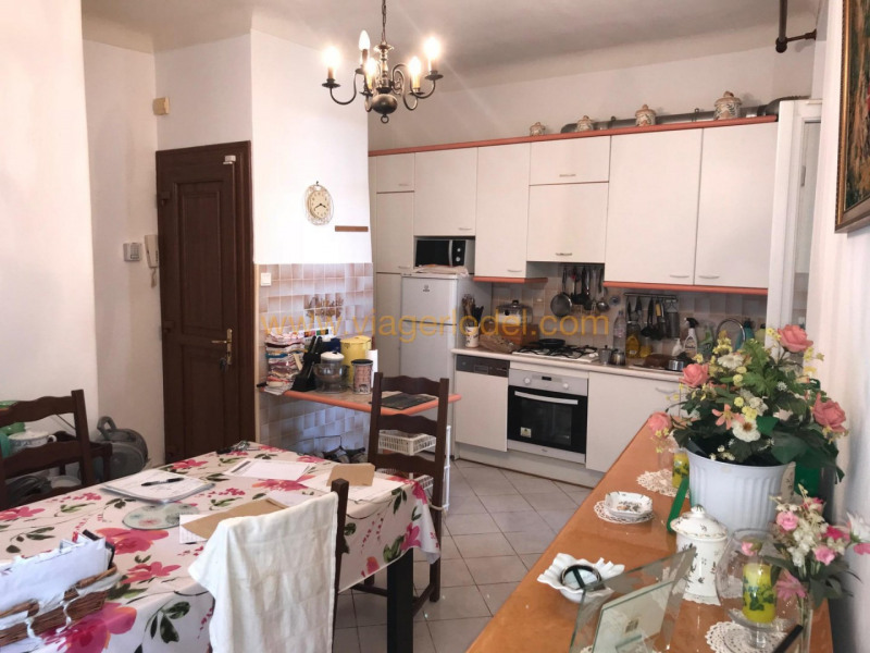 Life annuity apartment Villefranche-sur-mer 67500€ - Picture 8