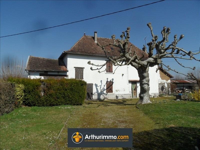 Vente maison / villa Morestel 148000€ - Photo 1