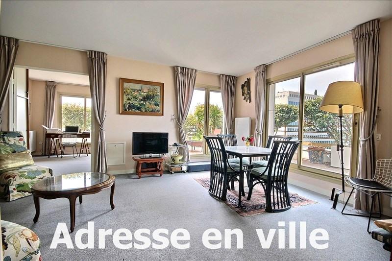 Vendita appartamento Levallois perret 476000€ - Fotografia 6
