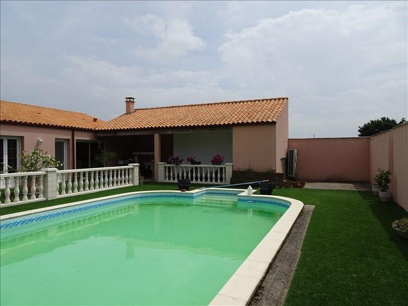 Sale house / villa Mauze sur le mignon 288750€ - Picture 7