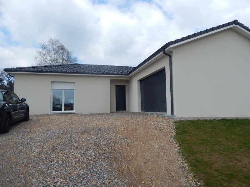 Rental house / villa Isle 1200€ CC - Picture 1