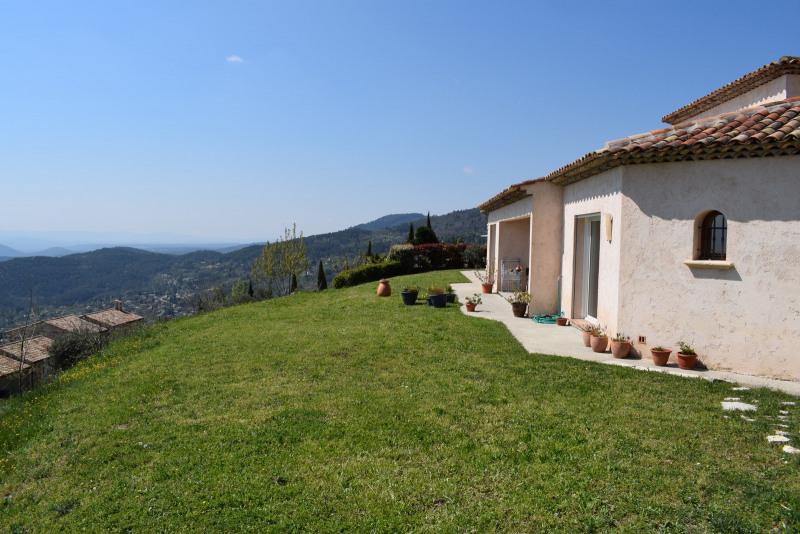 Revenda residencial de prestígio casa Seillans 630000€ - Fotografia 7