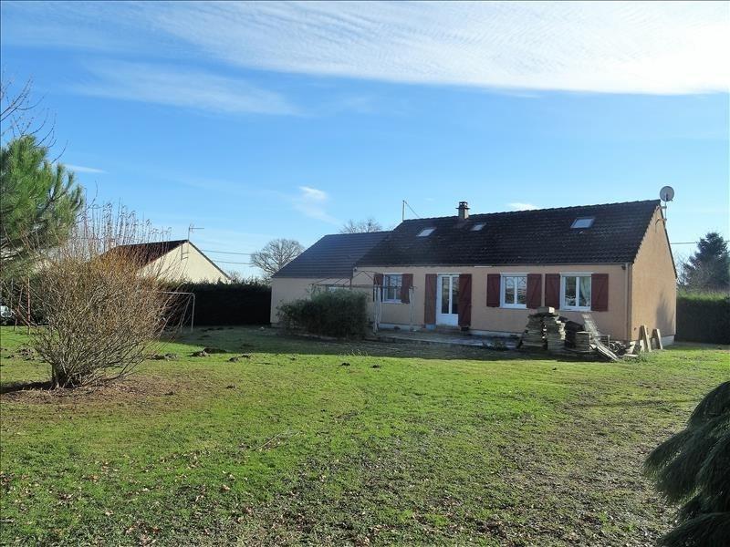 Vente maison / villa La chapelle aux chasses 128400€ - Photo 1