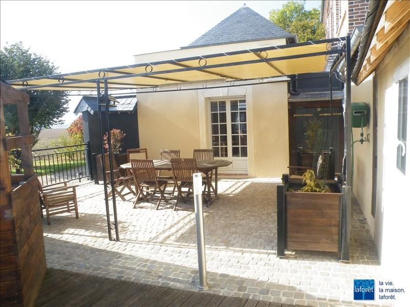 Vente maison / villa Pont audemer 367200€ - Photo 4
