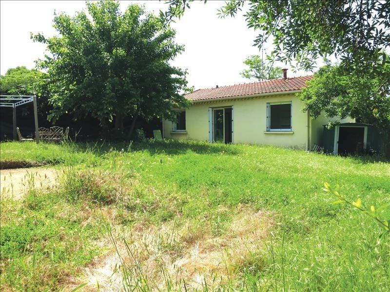 Vente maison / villa St jean de vedas 295000€ - Photo 1