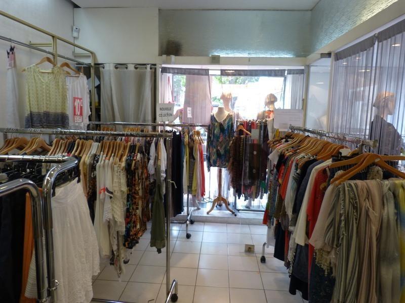 Fonds de commerce Prêt-à-porter-Textile Marseille 13ème 0