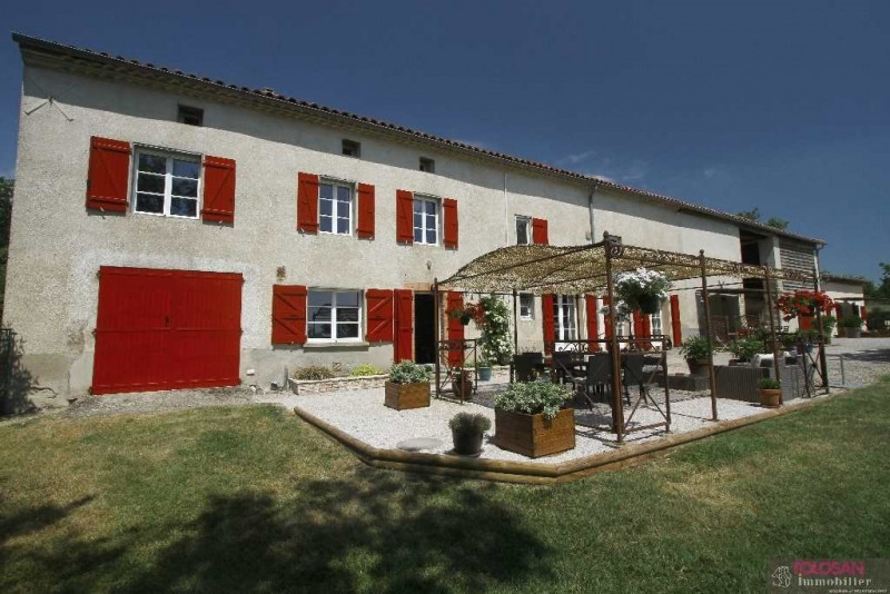 Deluxe sale house / villa Saint felix lauragais secteur 449 900€ - Picture 3