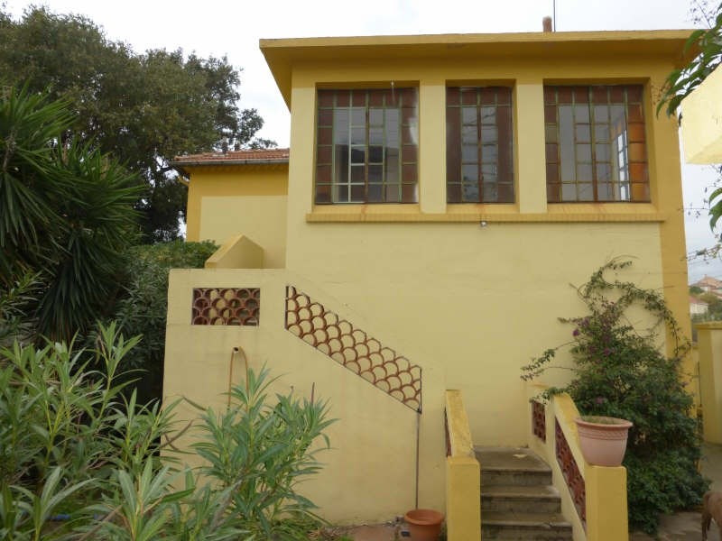 Sale house / villa Toulon 285 000€ - Picture 1