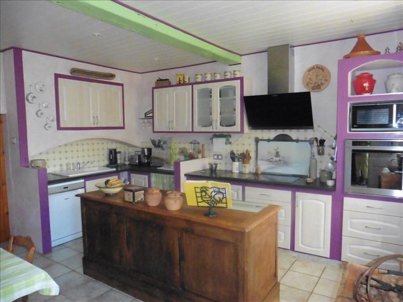 Sale house / villa Cour et buis 241500€ - Picture 3