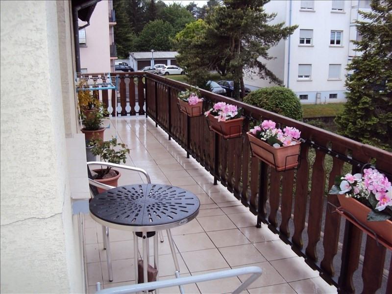 Sale apartment Riedisheim 176200€ - Picture 2