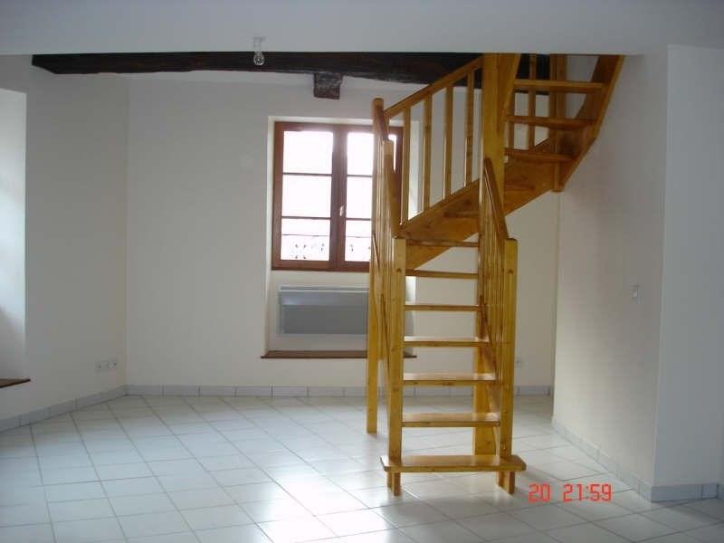 Vente appartement Cremieu 103700€ - Photo 1