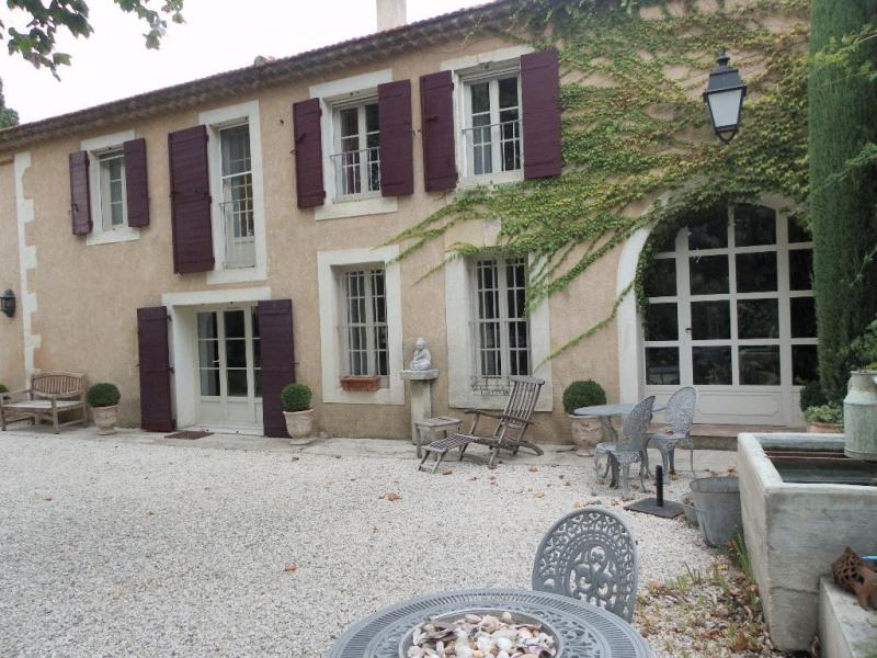 Verkauf von luxusobjekt haus Chateaurenard 690000€ - Fotografie 12